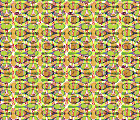 tennisswatch fabric by amyjeanne_wpg on Spoonflower - custom fabric