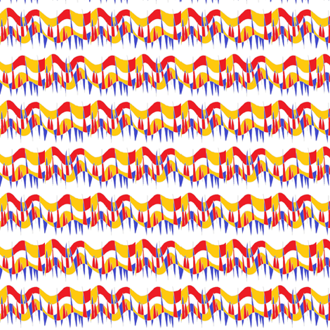 Rollercoaster Ride fabric by eve_catt_art on Spoonflower - custom fabric