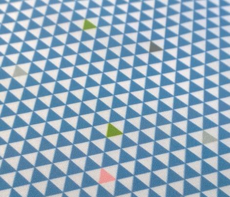 Debra || triangle triangles geometric arrow tribal