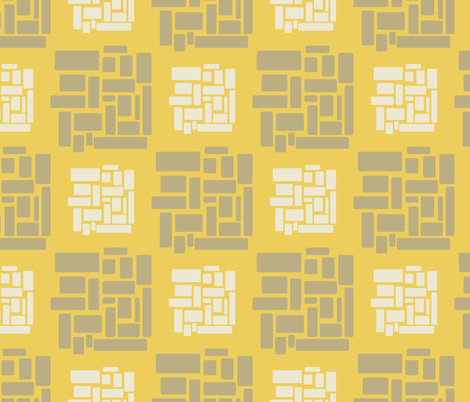 rectangles fabric by tofutyklein on Spoonflower - custom fabric