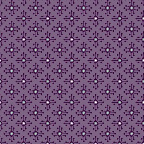 Geometric Star fabric by zesti on Spoonflower - custom fabric