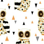 October Owl