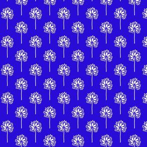 FlowerOrTreeBlue1