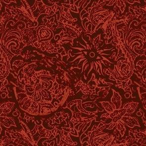 Cassandra Silk Pattern