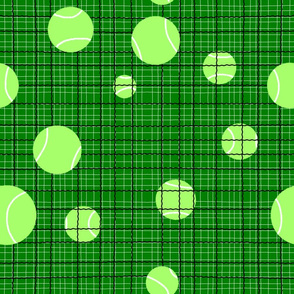 Lucy's Lost Tennis Balls