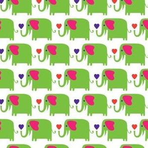 Elephant Rascal green