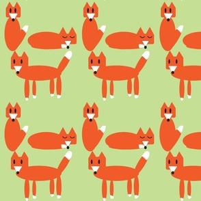 Miss Foxy Fox
