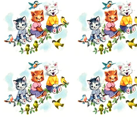 Spoonflower_kitties_4_with_border_white3_revamp_shop_preview