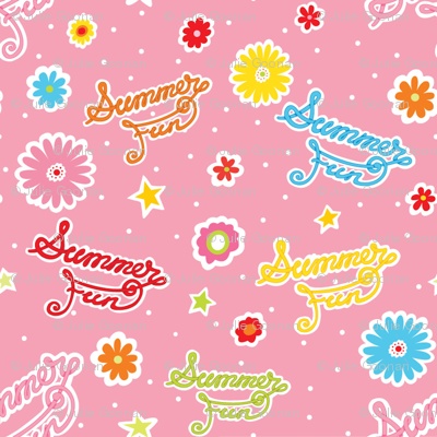 Summer-Fun-w-lettering-pink
