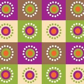 Isabel's Dream Dots Multi - Check