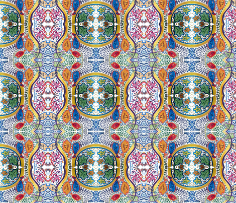 image fabric by sashette on Spoonflower - custom fabric