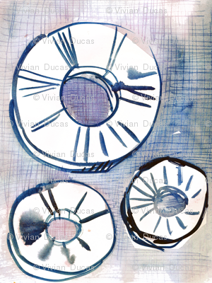 pinappleslices by C'EST LA VIV