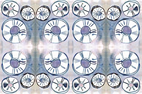 pinappleslices by C'EST LA VIV fabric by @vivsbeautifulmess on Spoonflower - custom fabric