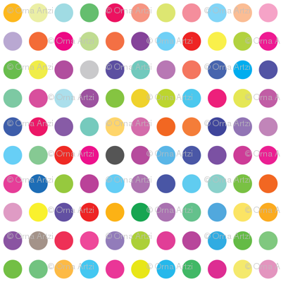 Colourful Dots
