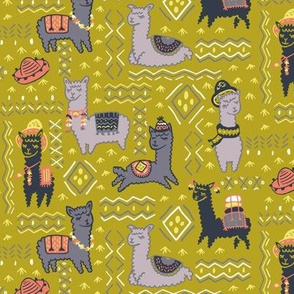 Alpaca Par-tay