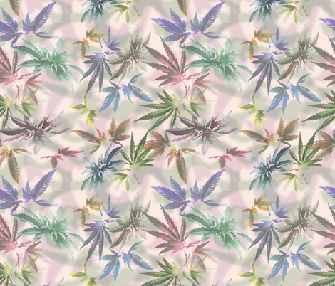 420 Pastel Camo fabric by camomoto on Spoonflower - custom fabric