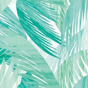 Pale palms