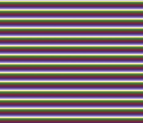 Gradient stripe fabric by modernfox on Spoonflower - custom fabric
