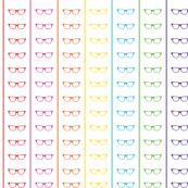 Glasses & Stripes