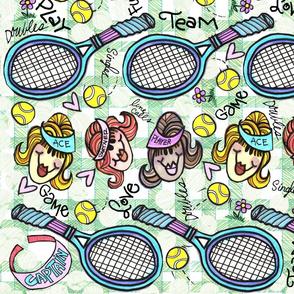 Tennis Ladies Team