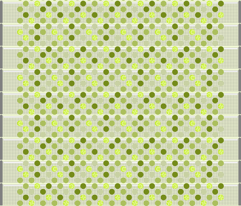 Nets fabric by k-j on Spoonflower - custom fabric