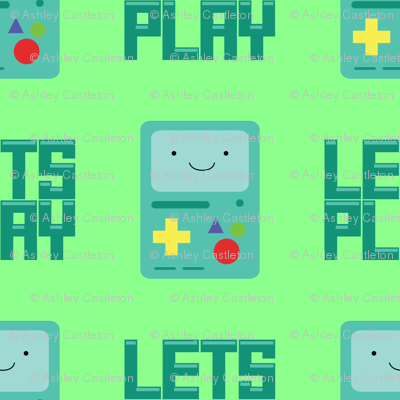 let's play video games