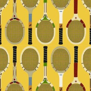 Retro Racquets