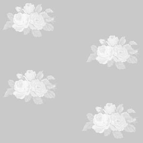 De-saturated Floral