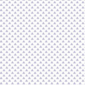 triangles light purple