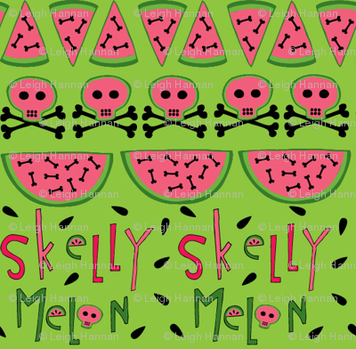 skelly melon