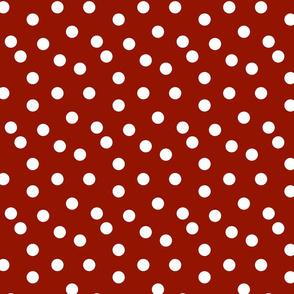 Polka Dots - Brandywine by Andrea Lauren
