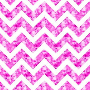 Dreamy Pink Marble Chevron Zig Zag watercolor Stripe Paris Bebe Med