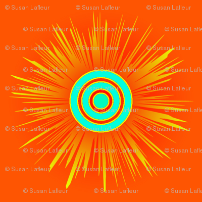 starburst-orange