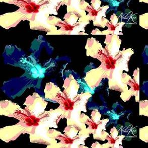 Aloha_flower_trailing_black background