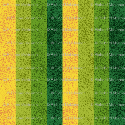Green Lawn Stripe