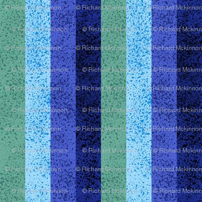 Blue Lawn Stripe