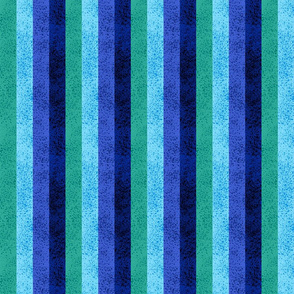 Blue Lawn Stripe