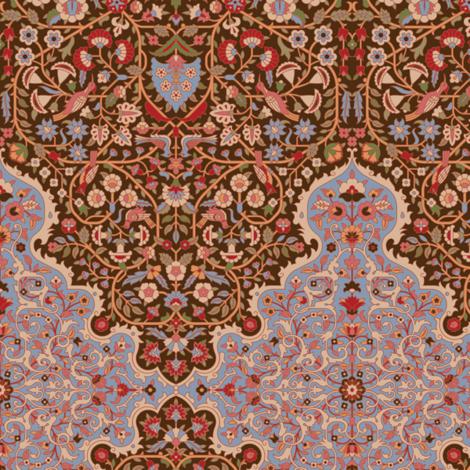 Bisāṭ 691b fabric by muhlenkott on Spoonflower - custom fabric