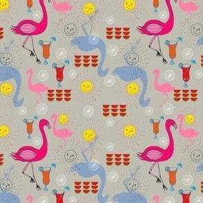 Sonne_und_Flamingo_pattern