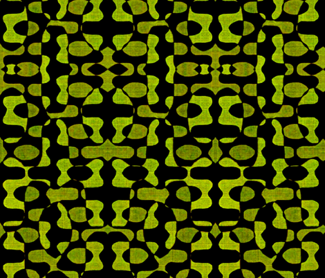 Mod Pods fabric by whimzwhirled on Spoonflower - custom fabric