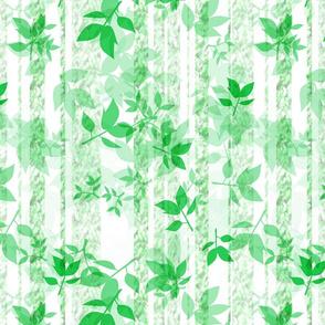Leafy Stripes
