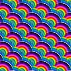 Animal Backpack Rainbow
