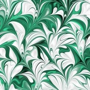Evergreen-White-Swirl