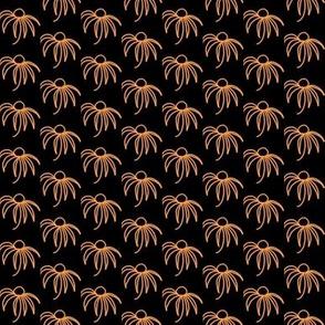 Coneflower Neon Orange