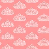 Coral Tiara Pattern