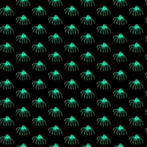 Coneflower Neon Green