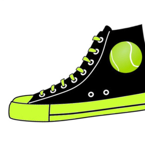 TENNIS SHOE TWO