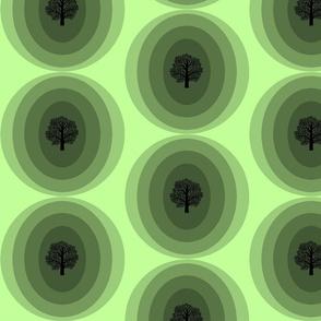 Arboreal Green