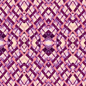 Web Pink Purple