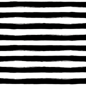 Black Paint Stripes